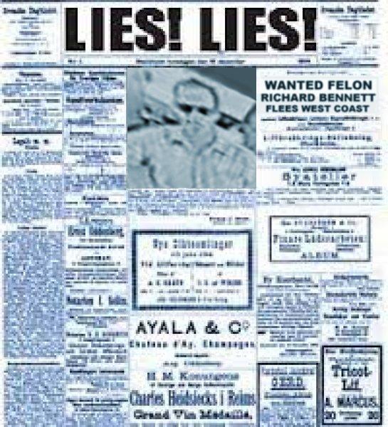 Lies-Wanted-Felon-Richard-Bennett-Flees-West-Coast