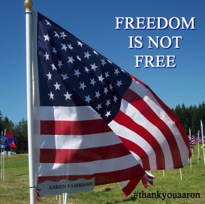 Freedom-is-not-free-thankyouaaron-Aaron-Fairbairn-July-4