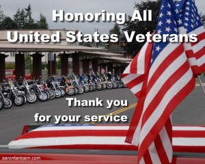 Honoring all United States Veterans Thank you for your service aaronfairbairn